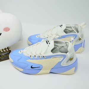 [Brand New]Wmns Nike Zoom 2K bright blue size 8